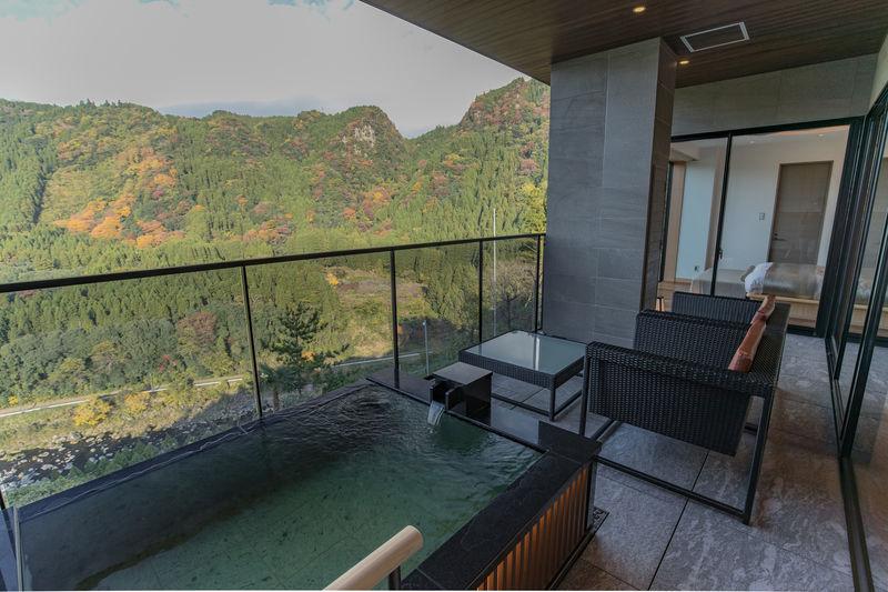 大分「奥日田温泉うめひびき」は梅の里にたたずむ秘密の大人宿