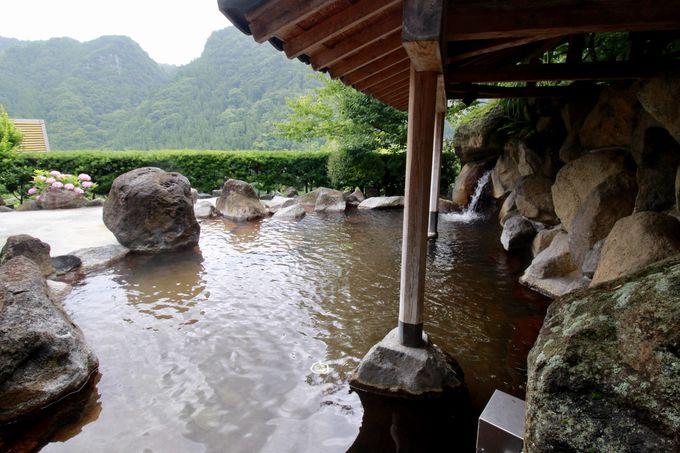 隣接するのは「奥日田温泉うめひびき」