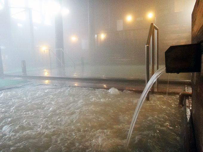レトロなバラエティ風呂と後生掛温泉に伝わる悲しい伝説