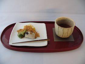 京都・仁和寺前のデザイナーズ和カフェ「御室さのわ」で絶品のお茶を!