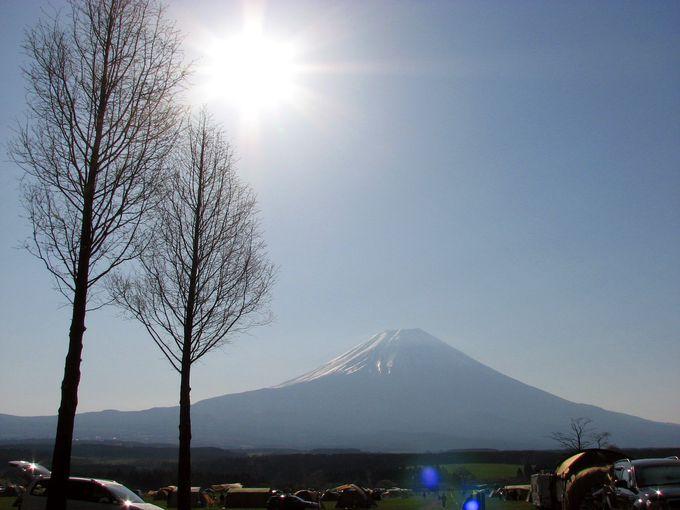 第3話 静岡・富士「ふもとっぱら」