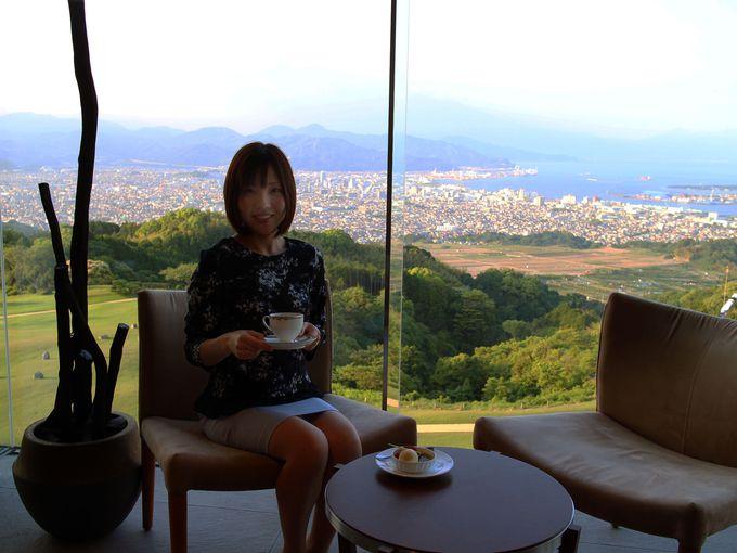 泊まらなくても楽しめる日本平ホテル