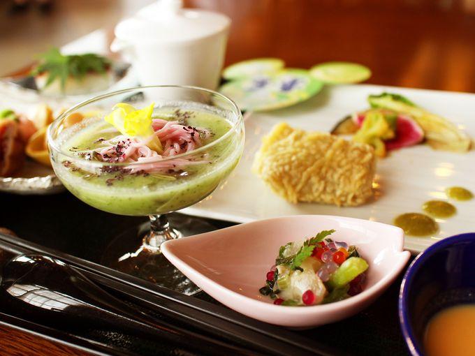 レストラン櫻で七夕スペシャルメニュー