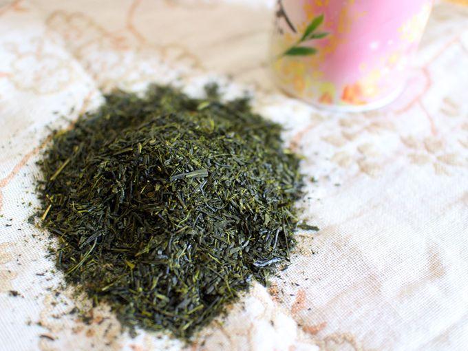 静岡のお茶は天下一品!