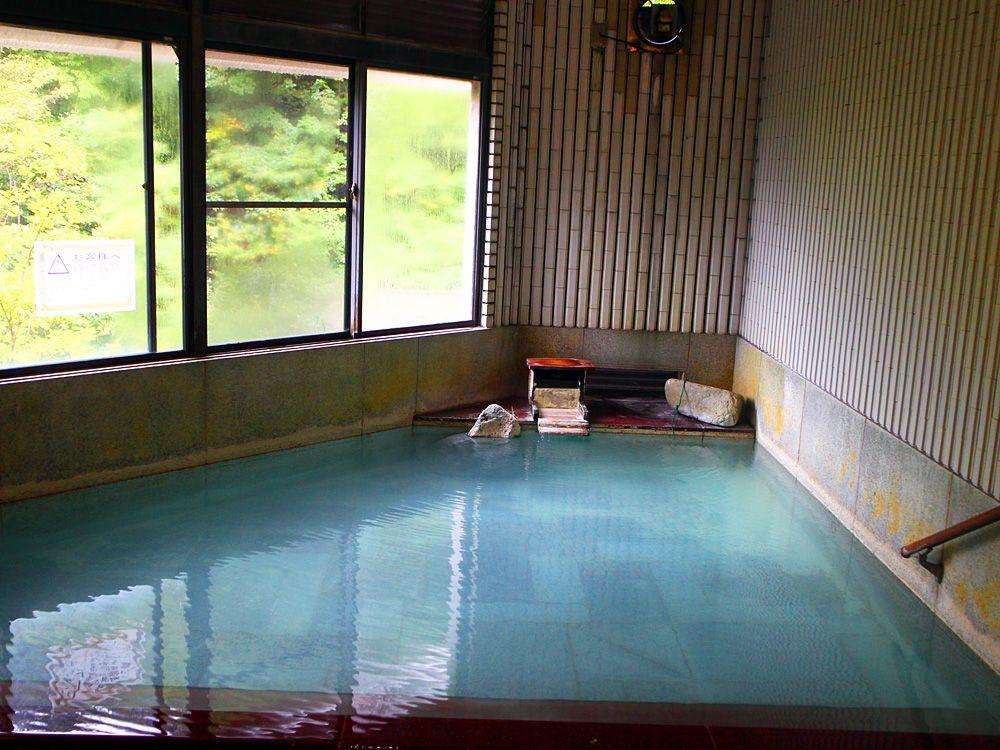 高湯温泉はありのままの本物の温泉