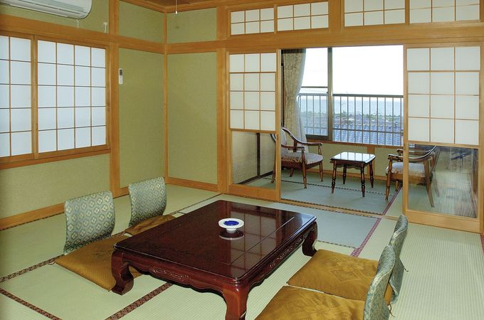 割烹旅館 西山なら泊まりで桜えび三昧が楽しめる!