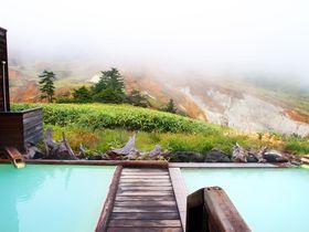 万座温泉「万座ホテル聚楽」(群馬)は硫黄含有量日本一の宿だって