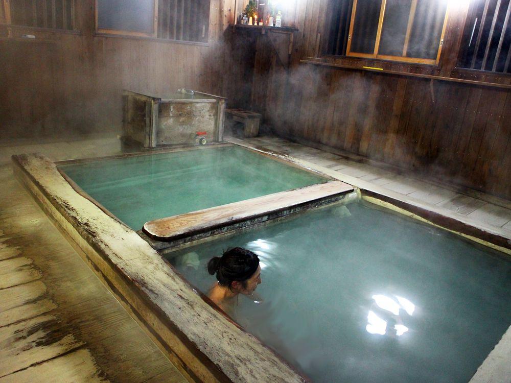 千代の湯で時間湯体験にチャレンジ!