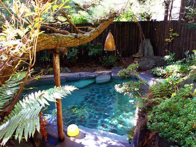 「白珠の湯」に入るなら朝風呂がオススメ