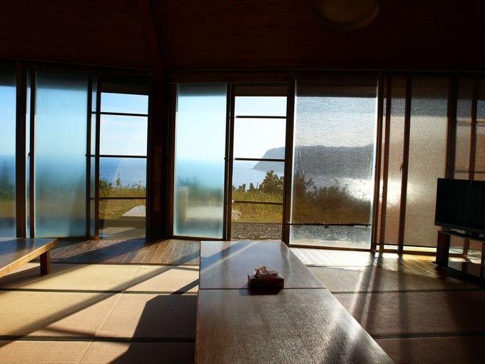 八丈島の温泉1 海一望の絶景露天風呂・末吉温泉みはらしの湯
