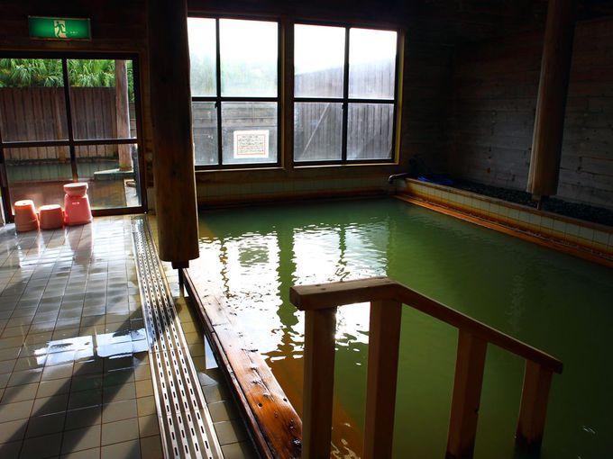 八丈島の温泉5&6 樫立向里温泉ふれあいの湯とザ・BOON