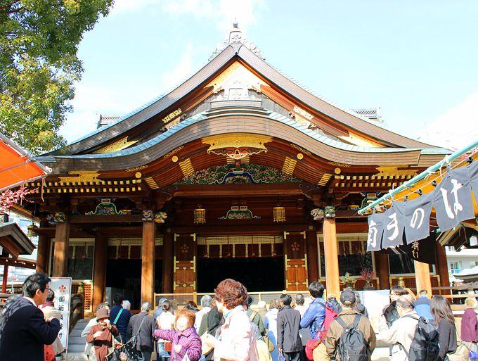 菅原道真公を祀る東京のパワースポット湯島天神