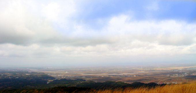 日本第二の湖「八郎潟」を干拓して作られた秋田県の大潟村