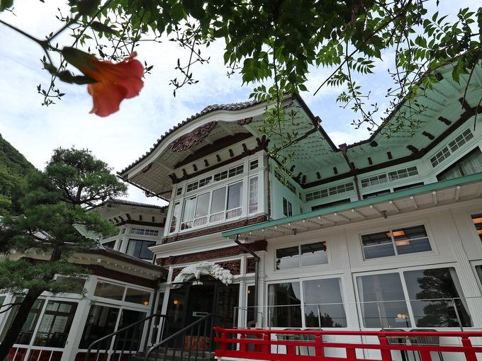 宮ノ下のクラシックホテル「富士屋ホテル」とは