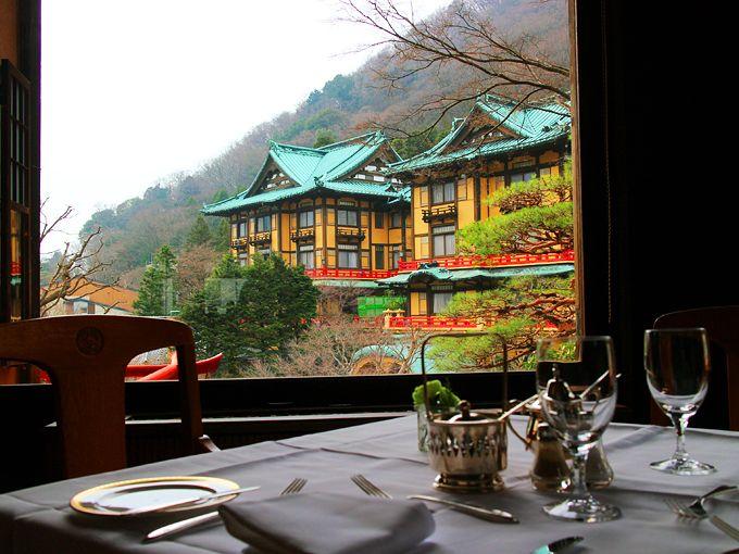箱根の温泉を満喫!高評価のおすすめ人気ホテル10選