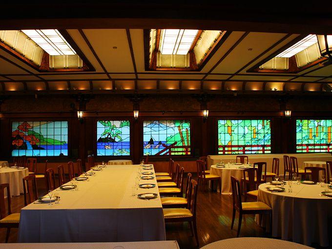 外国人専用ホテルとして作られた富士屋ホテル
