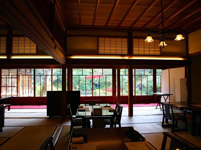 御用邸からすき焼きハウスまで—別館「菊華荘」の数奇な歴史