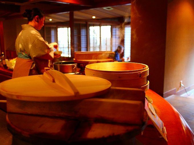 朝ご飯が美味しい宿・すみや亀峰菴