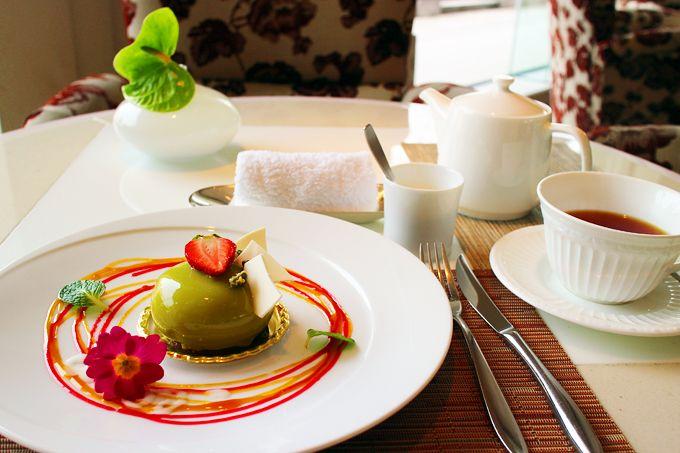 ホテル ラ・スイート神戸ハーバーランドと同じケーキも買えるル・パン神戸北野
