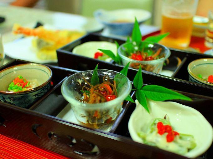 下部温泉 湯元ホテルの食事はお値段以上の満足!