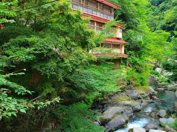 高浜虚子ゆかりの宿、下部温泉 湯元ホテル