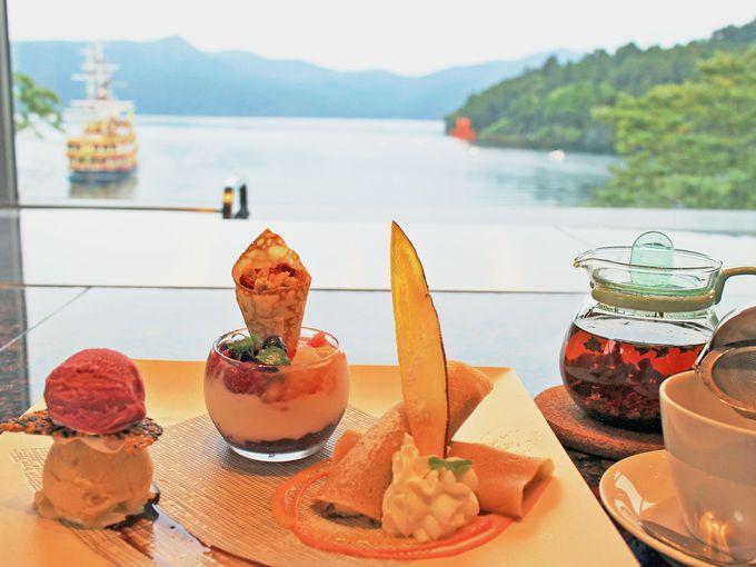 芦ノ湖「箱根ホテル」「Bakery&Table箱根」「山のホテル」