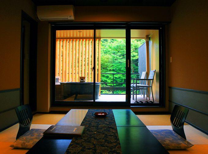 8位.箱根水明荘
