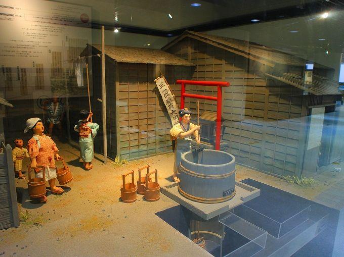 全部無料!東京都水道歴史館