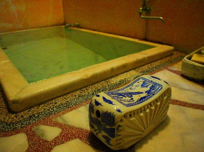 あの要人も入浴した平賀敬美術館の温泉