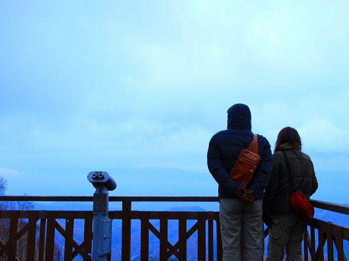 標高1,600mの雲海ハーバー