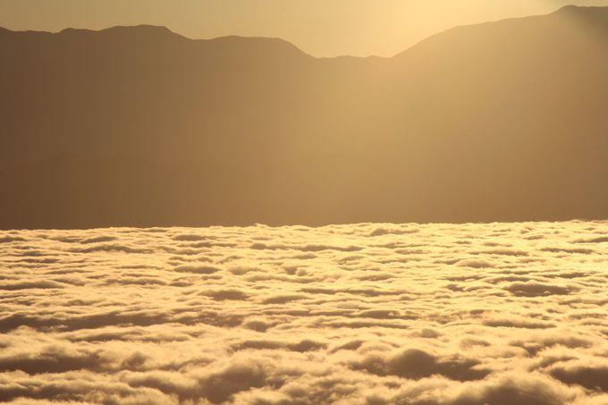 雲海を見るなら阿智村へ!