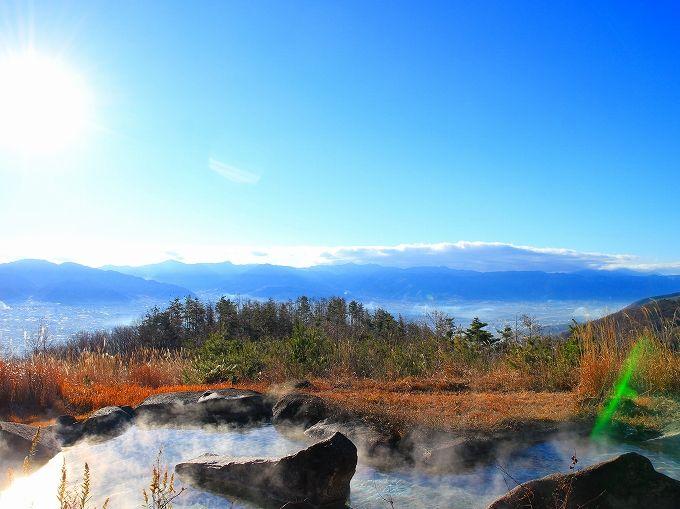 山梨県のおすすめ温泉地8選 富士山や周辺の自然も満喫!