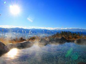 山梨「ほったらかし温泉」あっちの湯とこっちの湯の違いを徹底比較!