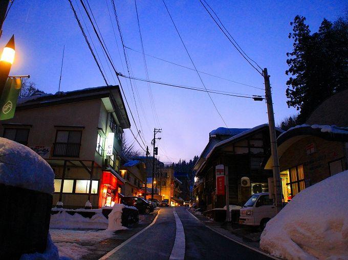 まちづくりが評価されたグッドデザインな松之山温泉