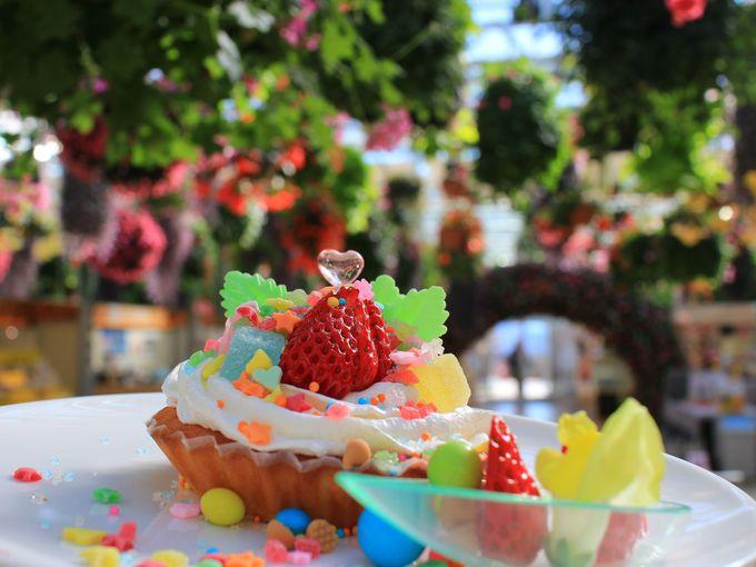 三島スカイウォークのスイーツは盛れる飾れる楽しめる!