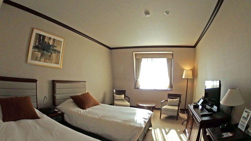 理由2 お疲れ女子を癒やす小田急 山のホテルのお部屋と景色