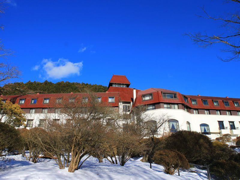 理由1 小田急 山のホテルはアクセスが楽々