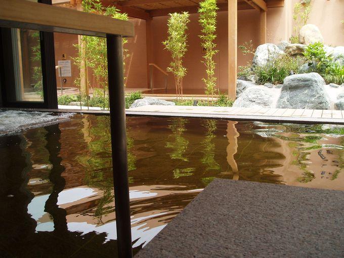 埼玉スポーツセンターに湧く美肌温泉とは