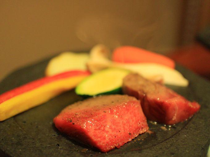 泡の湯旅館の夕食は美味しく綺麗で楽しい!