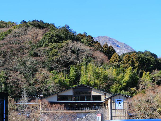「箱根てのゆ」は歴史ある底倉温泉