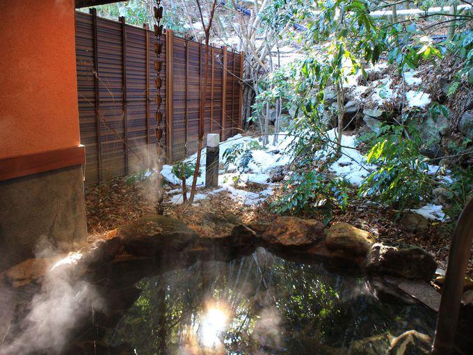 「箱根てのゆ」の個室家族風呂は子連れにも
