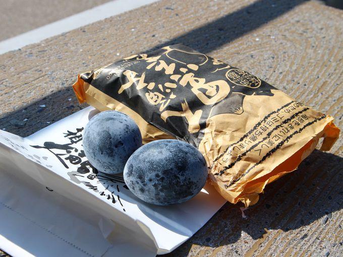 大涌谷では黒たまごが必食