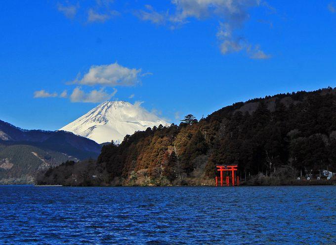 箱根女子旅はまず身軽に