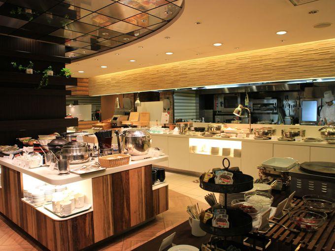 ANAクラウンプラザホテル福岡は朝食付きプランで