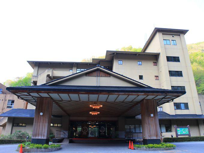 400年の歴史を持つ小川温泉の一軒宿「ホテルおがわ」