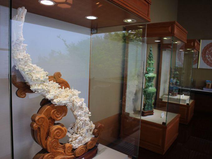 中国の秘宝やガラス作品、万華鏡も注目!