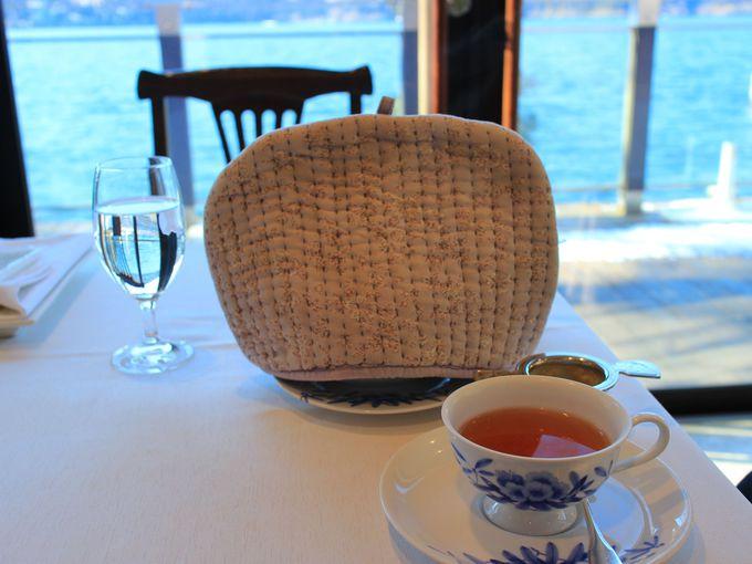 美味しい紅茶の店「サロン・ド・テ ロザージュ」