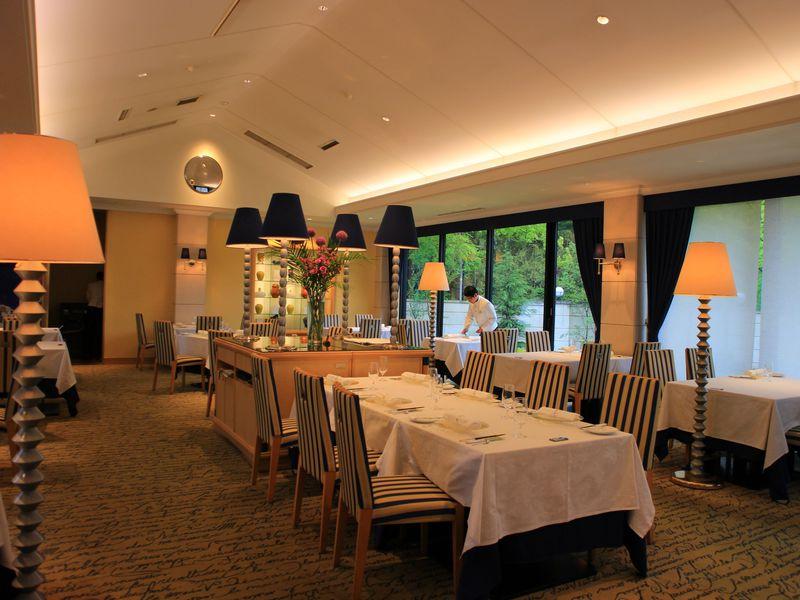 ランチのプラン:箱根ハイランドホテル「ラ・フォーレ」
