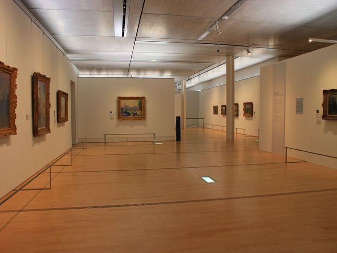 午後のプラン1:ポーラ美術館