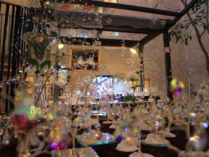 午前中のプラン2:箱根ガラスの森美術館